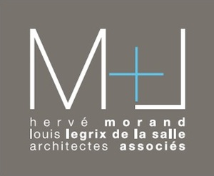 LOGO cabinet architecture ML Morand Legrix architectes