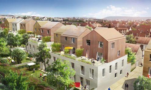 programme immobilier à Mantes la Ville (78)