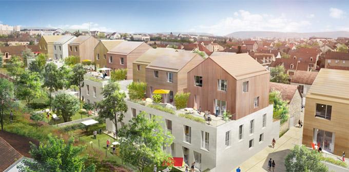 Programme immobilier à mantes la ville